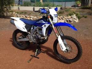 2013 Yamaha WR450F Bridgetown Bridgetown Area Preview