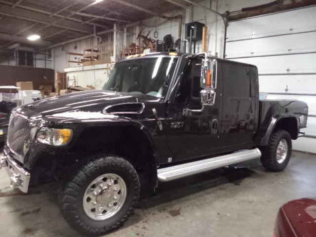 International Harvester : Other mxt 2008 International MXT truck