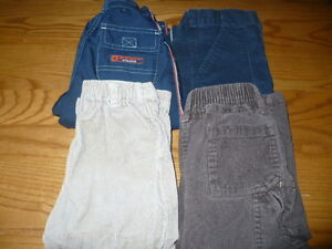 Lot of 4 Pairs of 24 Month Pants