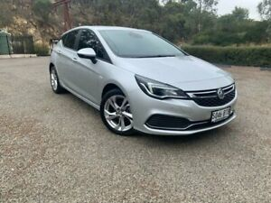 2017 Holden Astra BK MY17 RS Silver 6 Speed Sports Automatic Hatchback Clare Clare Area Preview