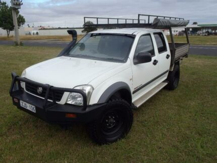 2003 Holden Rodeo White Manual Utility Traralgon Latrobe Valley Preview