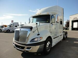 2012 International ProStar +122, Used Sleeper Tractor