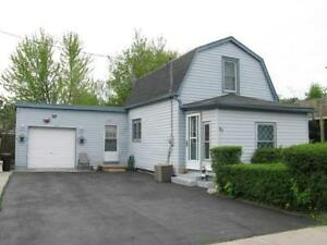 Perfect starter home or rental property on a large double lot.