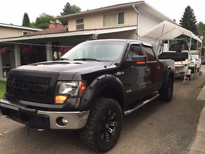 2012 Ford F-150 SuperCrew XLT 3.5L V6T EcoBoost.
