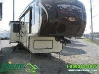 2014 Jayco Eagle Premier 361REQS  5th Wheel