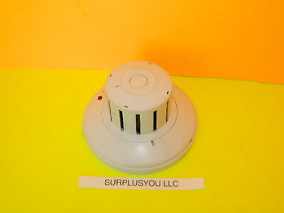 Est Edwards 6270b Photoelectric Smoke Detector 24 Dc Fire Alarm