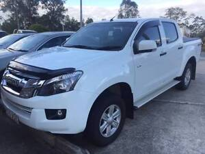 2015 Isuzu D-Max LS-M 4x4 Auto Ute Arana Hills Brisbane North West Preview
