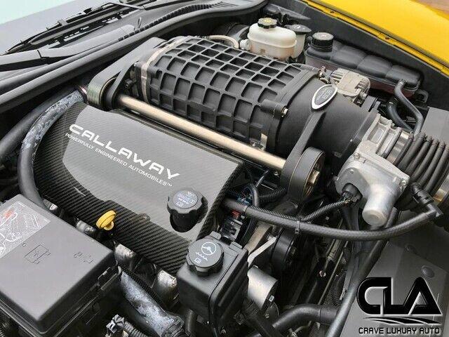 Image 3 Coche Americano usado Chevrolet Corvette 2010