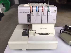 Sewing Machine and Overlocker- Great Condition Coffs Harbour Coffs Harbour City Preview
