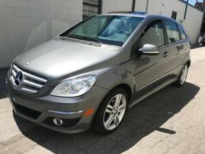 2011 Mercedes-Benz B-Class B 200 PANORAMIC ROOF, NO ACCIDENT