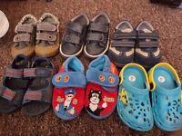 Bundle shoes 4 infant