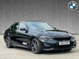 image for 2021 BMW 3 Series 320I M Sport 4Dr Step Auto Saloon Petrol Automatic
