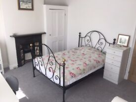 VERY LARGE DOUBLE ROOM IN A FRIENDLY HOUSEHOLD
