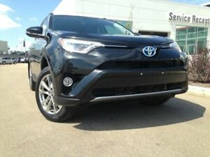 2016 Toyota RAV4 Hybrid Limited Sunroof, Navigation, Backup Came