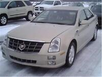 2008 Cadillac STS ALL WHEEL DRIVE,LEATHER,LOADED FINANCING 0 DOW