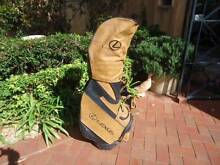 lexus golf bag leather look IN GOOD CONDITION Unley Park Unley Area Preview