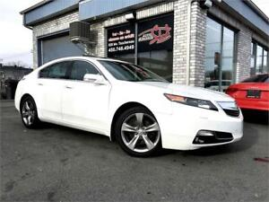 2014 Acura TL avec groupe Tech SH-AWD ***MANUAL 6 SPEED***