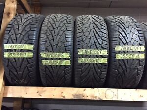 @ Action Wheel & Tire 16,17,18,19,20 Assorted Sets Of New Tires Windsor Region Ontario image 3
