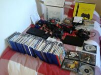 Two Ps2 consoles, with 40 games and controllers, with memory card.