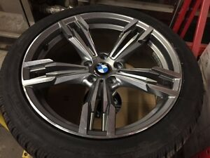 Brand new BMW X5 & X6 machined with Pirelli P Zero Nero package City of Toronto Toronto (GTA) Preview