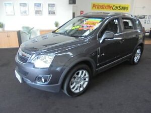 2012 Holden Captiva CG Series II MY12 5 AWD Grey 6 Speed Sports Automatic Wagon Wangara Wanneroo Area Preview