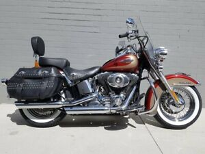 2009 Harley-Davidson HERITAGE SOFTAIL CLASSIC 1584 (FLST Road Bike 1584cc Tempe Marrickville Area Preview