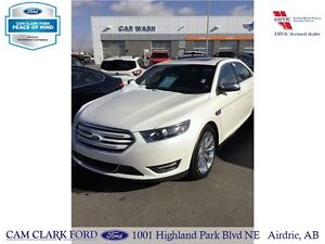 PERFECT CAR FOR WINTER!  2016 TAURUS LIMITED AWD