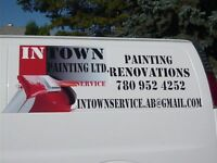 DRAYTON VALLEY -  Painting // Wallpapers  780 952 4252