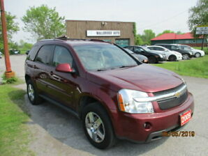 Can,t tell from NEW 2009 Chevrolet Equinox L.T.