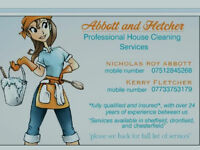 Abbott And Fletcher Professional House Cleaning Services