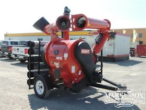 REM VR12 Super High Capacity Grain Vac ON SALE!!!!! SAVE BIG!