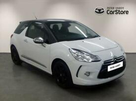 2013 CITROEN DS3 HATCHBACK