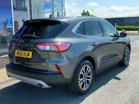 2021 Ford Kuga 2.5 Phev Titanium 5Dr Cvt Auto Estate Hybrid Automatic