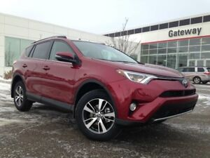 2018 Toyota Rav4 XLE 4dr All-wheel Drive