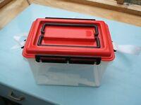 24 Piece Picnic Set c/w Carry Box Outdoor Seaside etc