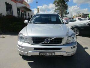 2012 Volvo XC90 P28 MY12 Executive Silver Auto Sports Mode Wagon