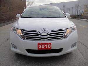 2010 TOYOTA VENZA V6-PANO ROOF LEATHER FULLY LOADED
