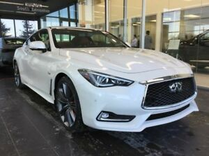 2018 Infiniti Q60 Coupe 3.0t RED SPORT W/ PRO-ACTIVE PACKAGE