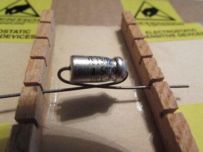 4uF, 50DC Sprague 30D TE1302.1 USA Axial Capacitor (1 Piece) 4uF, 50V, NOS, USA