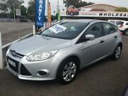 2011 Ford Focus LV MY11 CL Silver 4 Speed Automatic Hatchback Broadmeadow Newcastle Area Preview