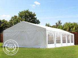 NEW Heavy Duty 05x10m PVC Wedding Party Event Marquee ECO - FOR ALL YEAR USE