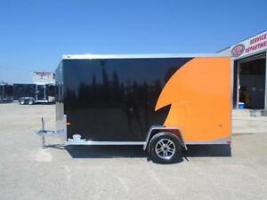 BLOW OUT SALE 2017 NEO 7X12' MOTORCYCLE TRAILER London Ontario image 3