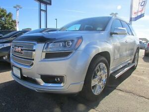 2014 GMC Acadia Denali $344 bi-weekly for 84 months