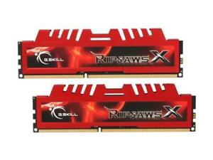 G.SKILL Ripjaws X Series 8 GB DDR3 1600 Ram