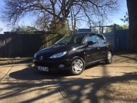 2007 Peugeot 206 Look 1.4 5 door petrol long mot nice little runner