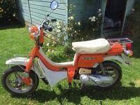1979 Suzuki FZ50 Moped with MOT