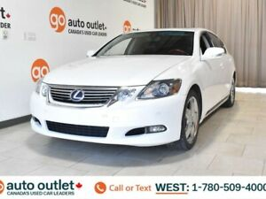 2010 Lexus GS 450h Hybrid, Navigation, Heated/Cooled leather sea