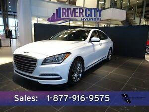 2015 Hyundai Genesis Sedan AWD ULITMATE 5.0L Leather,  Heated Se