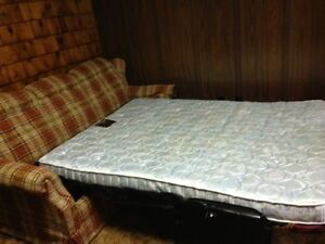 Pull out double couch/bed for sale