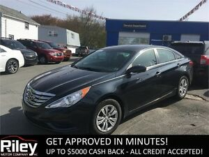 2013 Hyundai Sonata GL STARTING AT $119.41 BI-WEEKLY